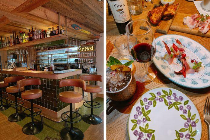 verbier, restaurant, verbier restaurant, la nonna, la nonna verbier, switzerland, suisse, verbier infinite playground pass